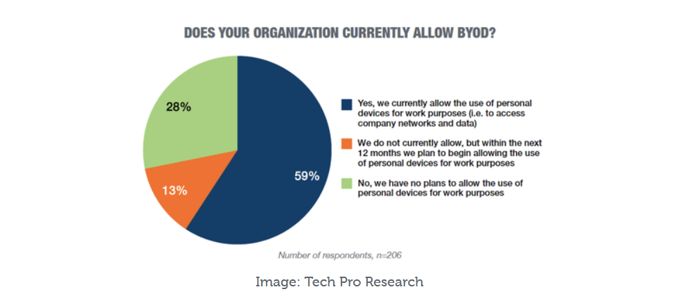 Mobile Security for Today's BYOD Culture | Litzia | Bellingham